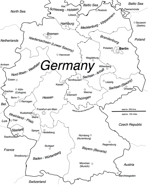 Luther Germany Tours